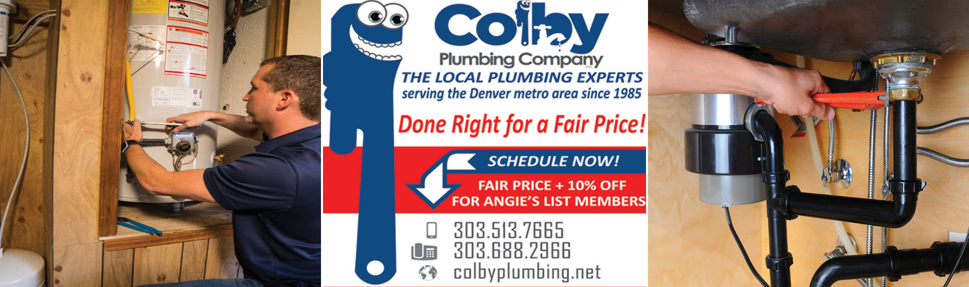 Water Heater Replacement Cherry Hills Village CO