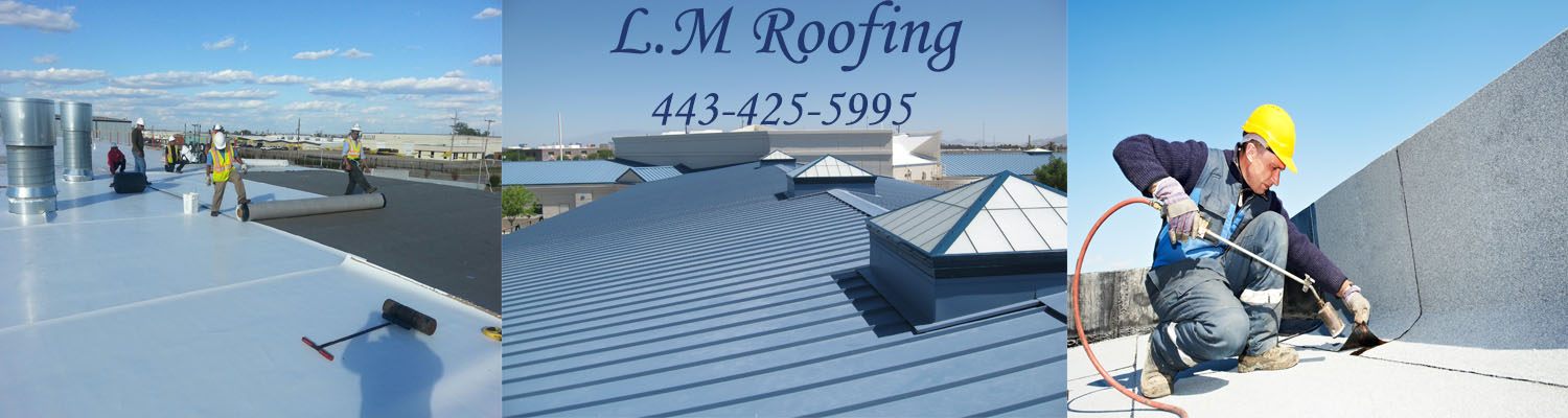 Commercial Roof Repair Baltimore County MD