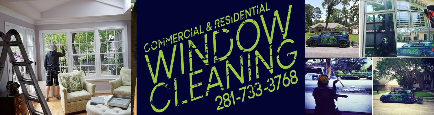 Window Cleaning Company The Woodlands TX